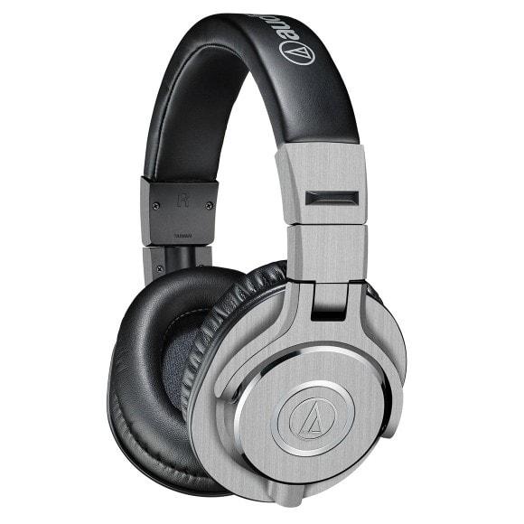 Review Pembelian Skin Audio Technica ATH M40X di SLICKWRAPS